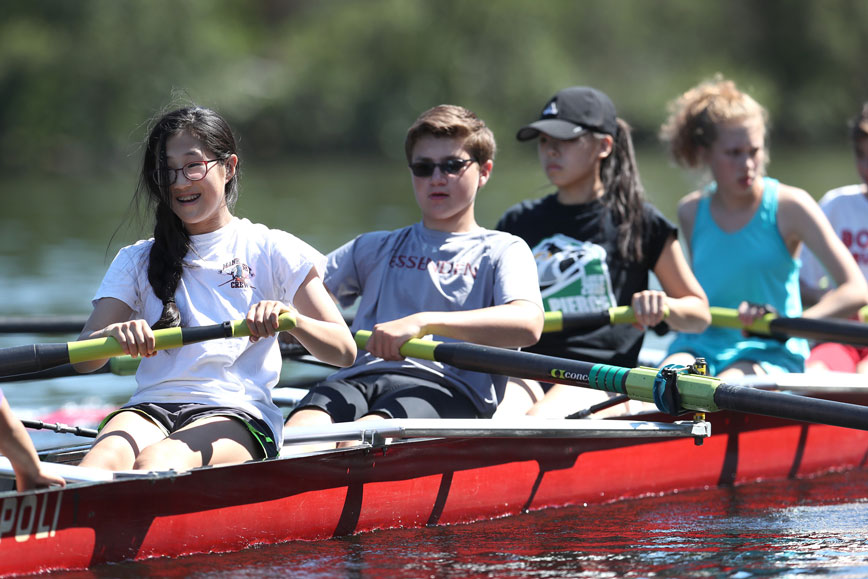Youth Rowing